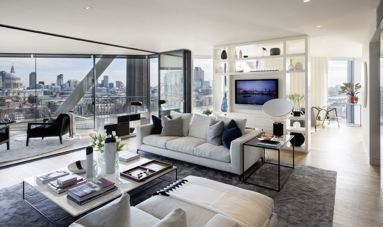 Neo bankside for Open space apartment