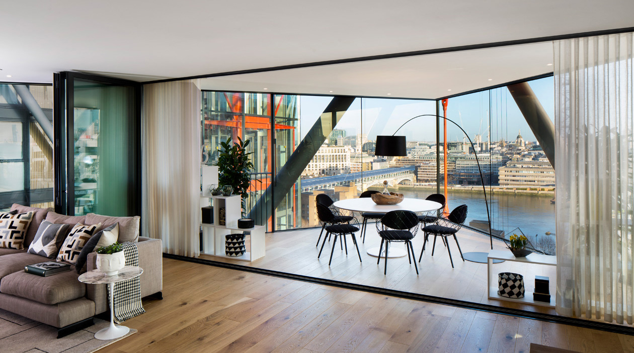 NEO Bankside Apartment
